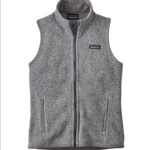 Grey Women's Patagonia Vest